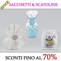 STOCK SACCHETTI-SCATOLINE