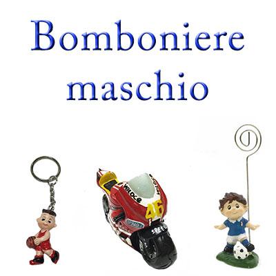 BOMBONIERE MASCHIO