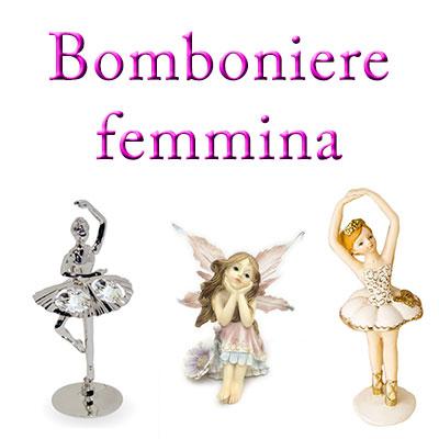 BOMBONIERE FEMMINA