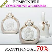 STOCK COMUNIONE CRESIMA