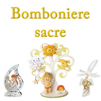 BOMBONIERE SACRE
