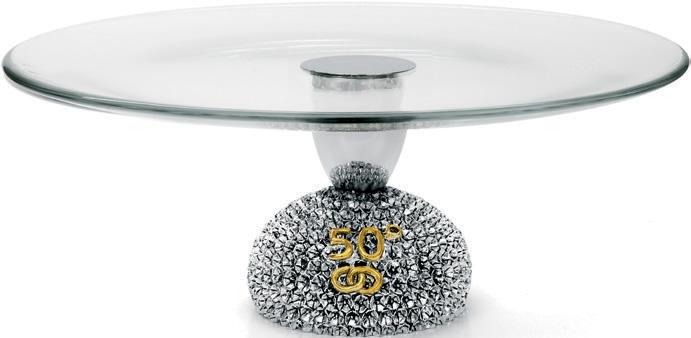 Linea fedi 50 anniversario in argento per nozze d 39 oro - Chiessi e fedi arredo bagno ...