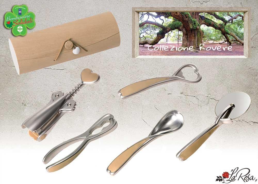 Collezione rovere bomboniere solidali quadrifoglio - Stoviglie e utensili da cucina ...