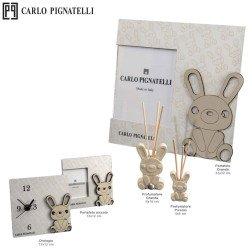 bomboniere battesimo carlo pignatelli 2017 linea bunny
