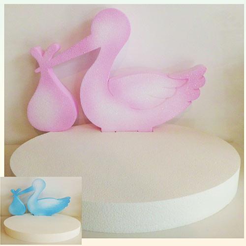 Cesto cicogna online per bomboniere fai da te - Cesti porta bomboniere matrimonio ...