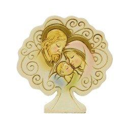 bomboniera icona albero della vita sacra famiglia
