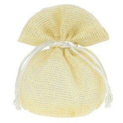 bomboniere sacchetti portaconfetti nozze d 'oro fai da te