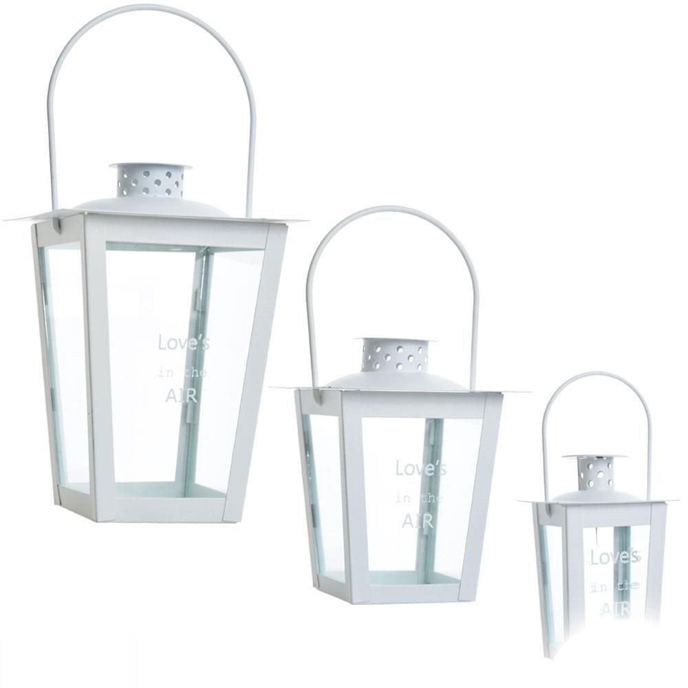 bomboniere lanterna bianca