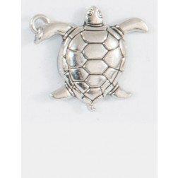 ciondolo tartaruga in zama