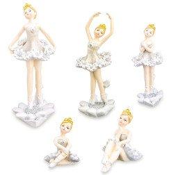 bomboniere comunione femmina ballerine