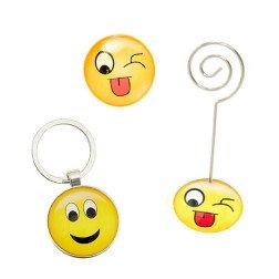 bomboniere simpatiche faccine smile emoticons emoji