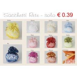 sacchetti porta confetti economici offerta