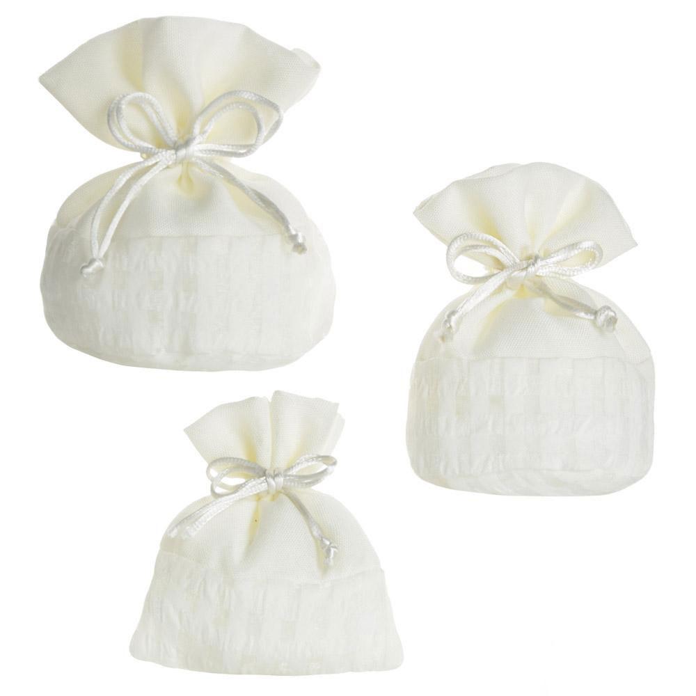 Famoso sacchetti portaconfetti in offerta per bomboniere fai XK92
