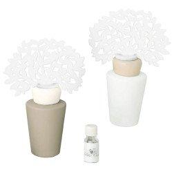 bomboniere matrimonio profumatore albero della vita ceramica