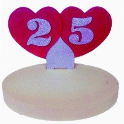 cesto 25° anniversario