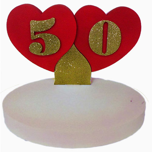 cesto 50° anniversario