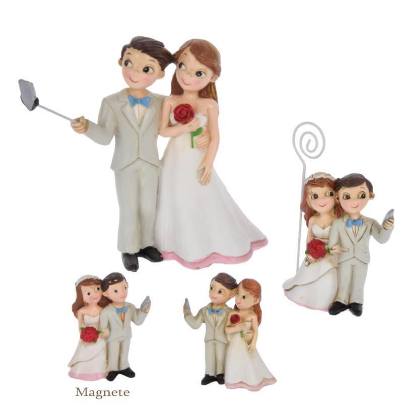 Bomboniere Simpatiche Matrimonio.Bomboniere Matrimonio Sposi Selfie 2019 Bomboniera