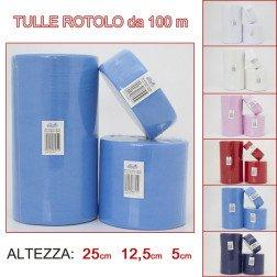 TULLE A ROTOLO 100 m