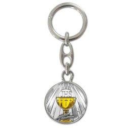 bomboniera utile porta chiavi con calice comunione
